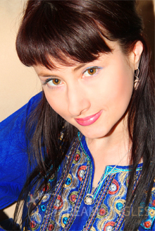 Beautiful Russian Woman Victoria from Tarasha