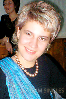 Beautiful Russian Woman Oksana from Bishkek