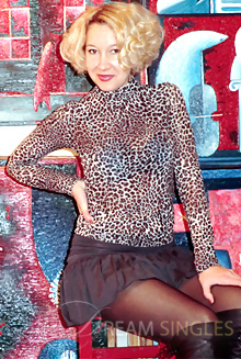 Beautiful Russian Woman Ksenia from Poltava