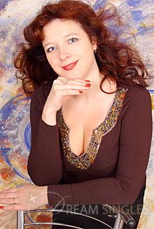 Beautiful Russian Woman Zinaida from Poltava