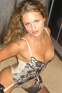 Beautiful Russian Woman Valentina from Kharkov