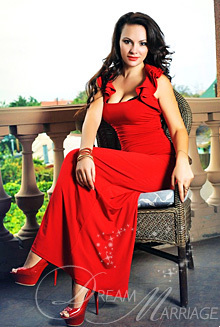Beautiful Russian Woman Anastasia from Kherson