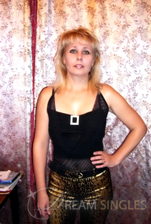 Beautiful Russian Woman Svetlana from Voronezh