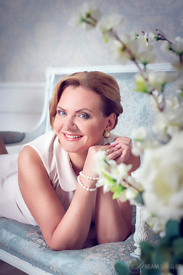 Beautiful Russian Woman Svetlana from Saint Petersburg