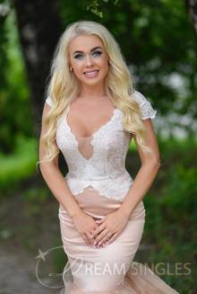 Beautiful Russian Woman Elena from Kharkov