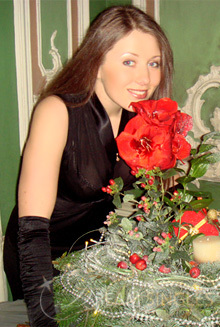 Beautiful Russian Woman Maria from Saint Petersburg