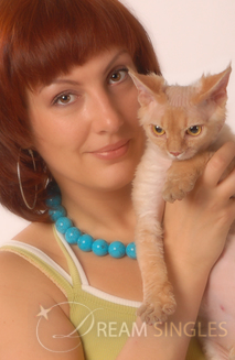 Beautiful Russian Woman Tatiana from Saint Petersburg