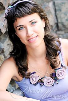 Beautiful Russian Woman Elena from Mariupol