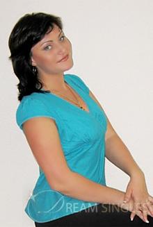 Beautiful Russian Woman Olesia from Kirovograd