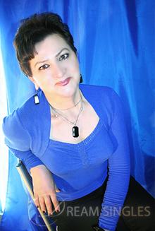 Beautiful Russian Woman Lidia from Abovyan