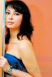 Beautiful Russian Woman Oksana from Melitopol