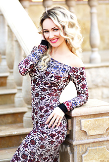 Beautiful Russian Woman Elena from Berdyansk