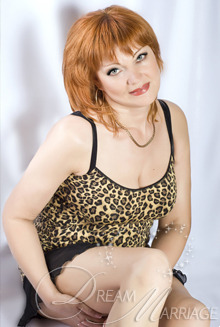 Beautiful Russian Woman Valentina from Kharkov