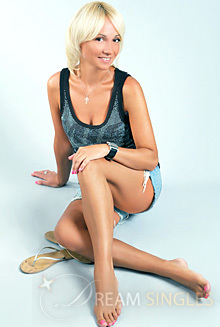 Beautiful Russian Woman Margarita from Kiev
