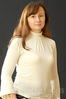 Beautiful Russian Woman Inna from Mariupol