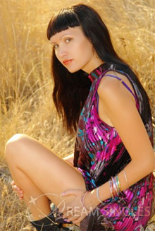 Beautiful Russian Woman Julia from Sevastopol