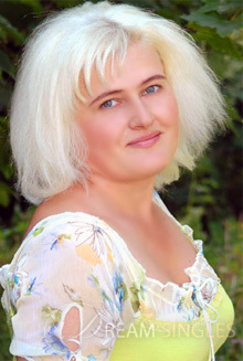 Beautiful Russian Woman Ludmila from Mariupol