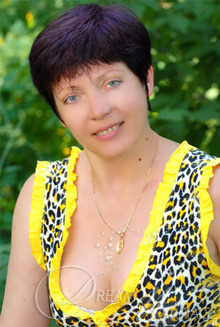 Beautiful Russian Woman Nelia from Mariupol