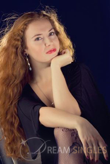 Beautiful Russian Woman Elizaveta from Saint Petersburg