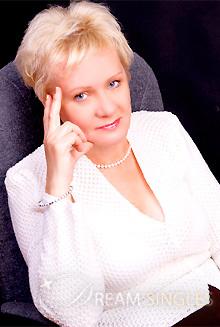Beautiful Russian Woman Ludmila from Saint Petersburg