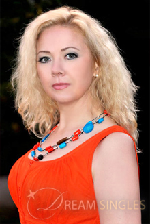 Beautiful Russian Woman Olga from Mariupol