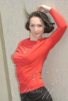 Beautiful Russian Woman Alevtina from Mariupol