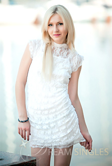 Beautiful Russian Woman Daria from Nikolaev