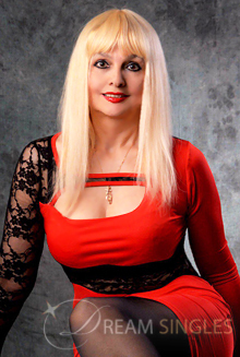 Beautiful Russian Woman Larisa from Dubno
