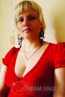 Beautiful Russian Woman Alla from Zhytomyr