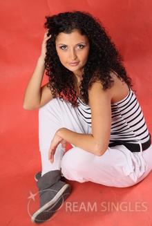 Beautiful Russian Woman Oksana from Poltava