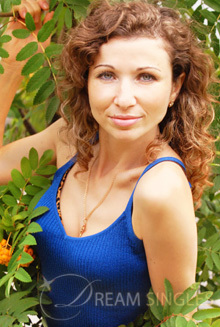 Beautiful Russian Woman Tarana from Mariupol