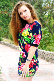Beautiful Russian Woman Julia from Novoazovsk