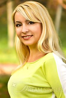 Beautiful Russian Woman Oksana from Dnepropetrovsk