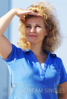 Beautiful Russian Woman Victoria from Dnepropetrovsk