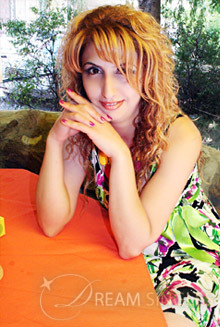 Beautiful Russian Woman Lidia from Erevan