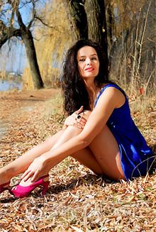 Beautiful Russian Woman Oksana from Vinnitsa