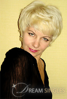 Beautiful Russian Woman Svetlana from Severodonetsk