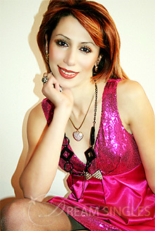 Beautiful Russian Woman Victoria from Erevan