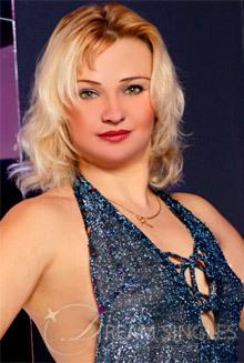 Beautiful Russian Woman Varvara from Volnovakha