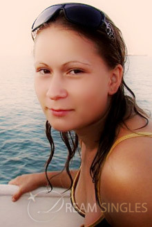 Beautiful Russian Woman Anna from Zhytomyr