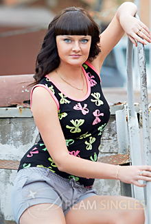 Beautiful Russian Woman Elena from Zhytomyr
