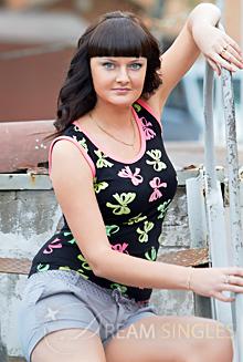 Beautiful Russian Woman Elena from Zhytomyr
