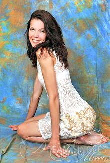 Beautiful Russian Woman Irina from Cherkassy