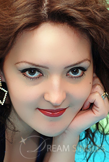 Beautiful Russian Woman Victoria from Mariupol