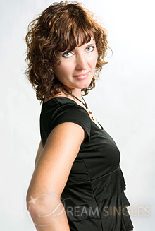 Beautiful Russian Woman Elena from Novosibirsk