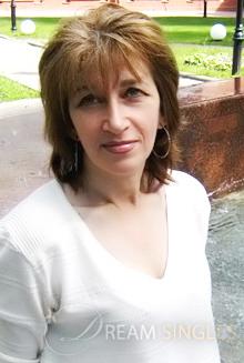 Beautiful Russian Woman Elena from Saint Petersburg