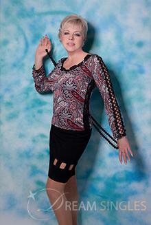 Beautiful Russian Woman Galina from Novaya Odessa