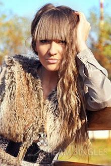 Beautiful Russian Woman Maria from Vasilkov