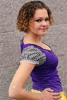 Beautiful Russian Woman Veronika from Nikolaev