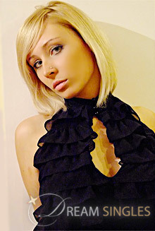 Beautiful Russian Woman Yana from Kiev